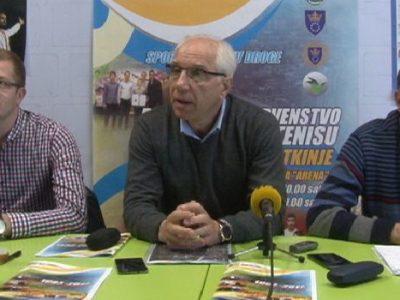Stonotenisko pojedinačno prvenstvo za kadete