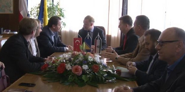 Posjeta delegacije Turskog sindikata obrazovanja