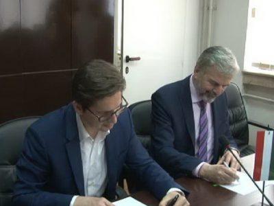 UNZE potpisao sporazum o saradnji