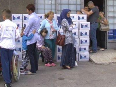 Turski humanitarci pomažu djecu oboljelu od cerebralne paralize