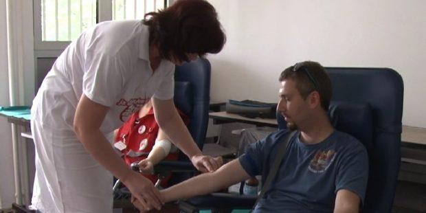 Crveni krst Zenica obilježio Svjetski dan darivanja krvi