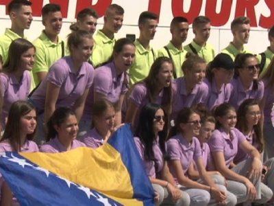 Zeničani učestvuju u Igrama mladih Evrope