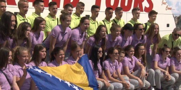 Igre mladih Evrope: Zeničani najbolji u malom nogometu