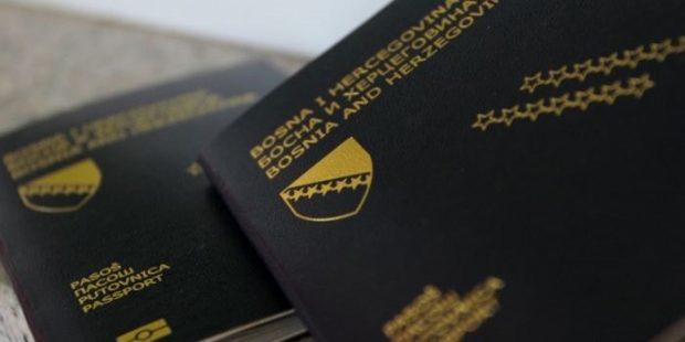 Privremeno rješenje za pasoše