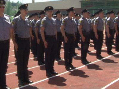 Stotinu novih policijskih službenika MUP-a ZDK položilo zakletvu