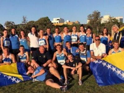 Pobjede zeničkih atletičara u Novom Pazaru