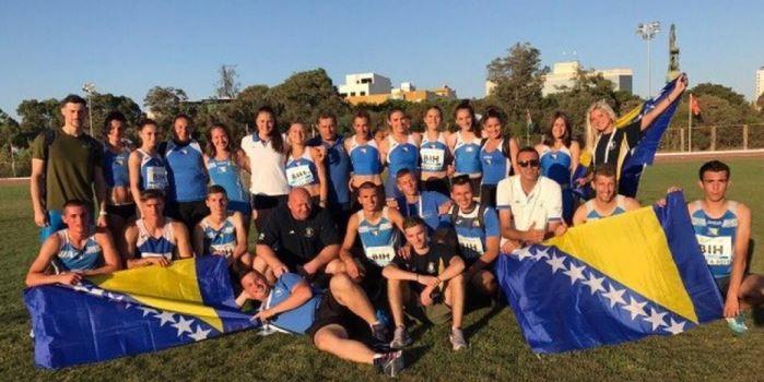 Odličan plasman bh. atletičara na Malti