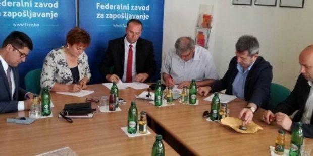 Sporazum o zapošljavanju boračke populacije