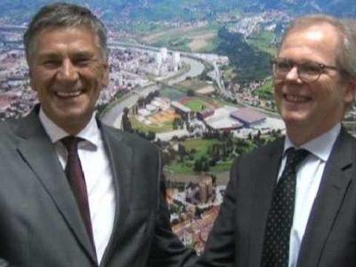 Švedski ambasador posjetio gradonačelnika Zenice