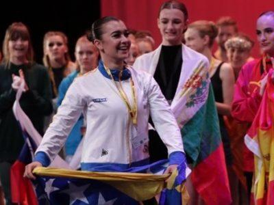 Dance World Cup: Balerine Ars Centra u BiH donijele zlato!