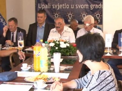 BPS najavila osnivanje gradskog i regionalnog odbora