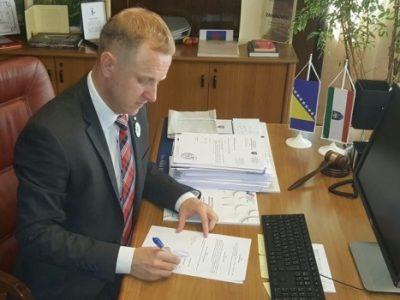 "ZDK: Potpisana Odluka o realizaciji projekta ""Plava voda"""
