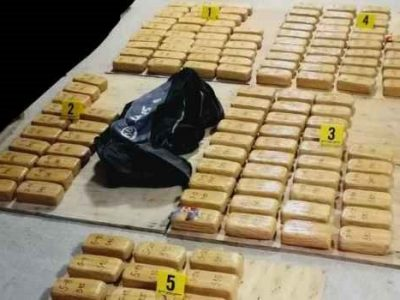 U Zenici zaplijenjena 82 kilograma heroina