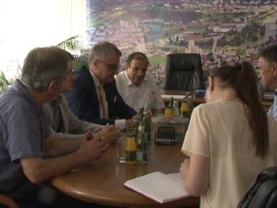 Ambasador BiH u Njemačkoj u posjeti Gradskoj upravi
