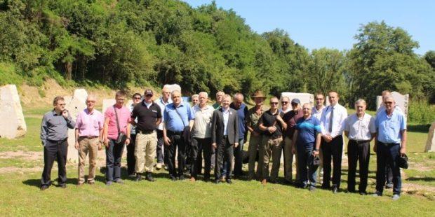 Delegacija Zeničko-dobojskog kantona obišla lokalitet Ravne