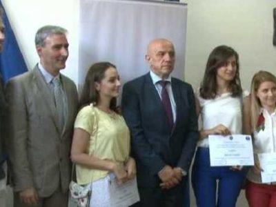 Promovisani najbolji studenti Univerziteta u Zenici