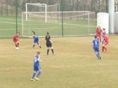 """Pripreme nogometne ženske """"A"""" reprezentacije"""