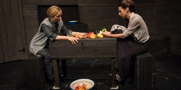"U Bosanskom narodnom pozorištu izvedena predstava ""Prst"""