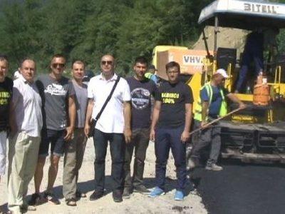 Uskoro počinju radovi na sanaciji saobraćajnice u Babinu