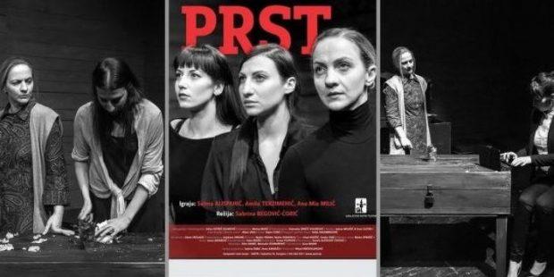 """Asocijacija Fatma i Sarajevski ratni teatar predstavom """"Prst"""" obilježavaju godišnjicu genocida u Srebrenici"""