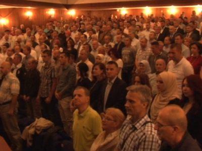 Svečana akademija povodom 27 godina Stranke demokratske akcije