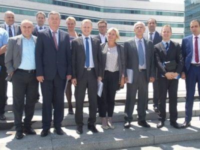Delegacija Skupštine ZDK u radnoj posjeti Parlamentarnoj skupštini BiH