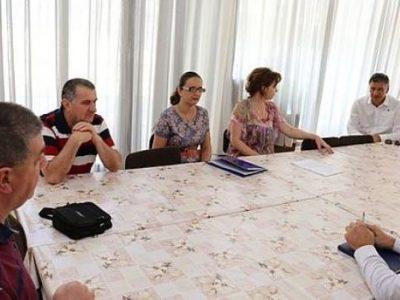 Gradonačelnik Zenice na sjednici Udruženja slijepih građana