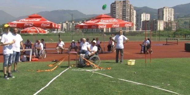 Održane Sportske igre paraplegičara i oboljelih od dječije paralize