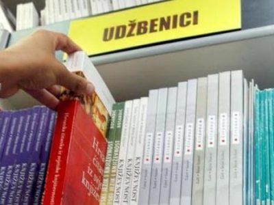 Vlada ZDK: Uvećana sredstva za nabavku obaveznih udžbenika