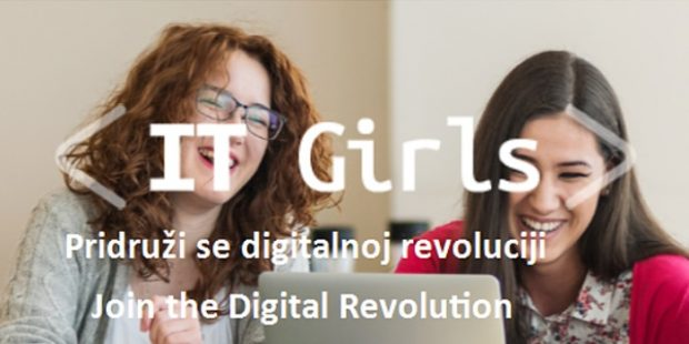 Agencija Zeda: Poziv na učešće u IT treningu za djevojke