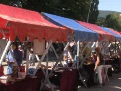 BZK Preporod priredila Art market