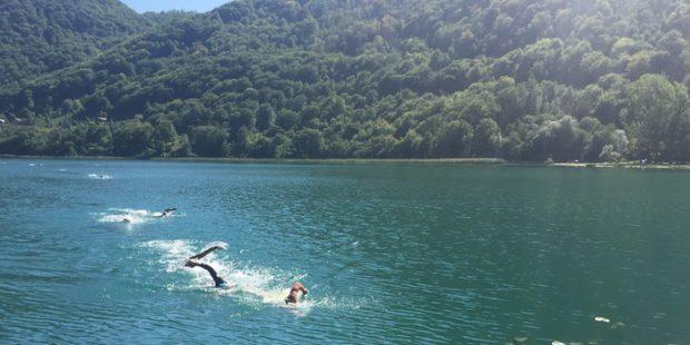 Petodnevna škola plivanja na Boračkom jezeru