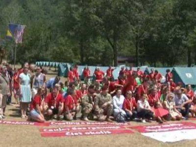 Otvoren Interetnički mirovni volonterski ljetni kamp na Boračkom