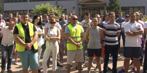 Radnici Cimosa dežuraju radi sprečavanja pljačke imovine