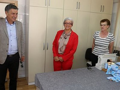 """Gradonačelnik posjetio NO """"Medica"""""""