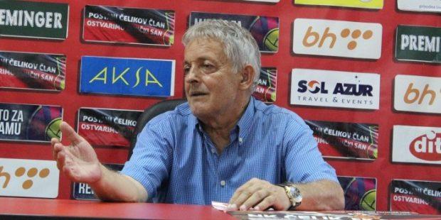 Nakon poraza protiv Viteza Kemal Hafizović podnio ostavku