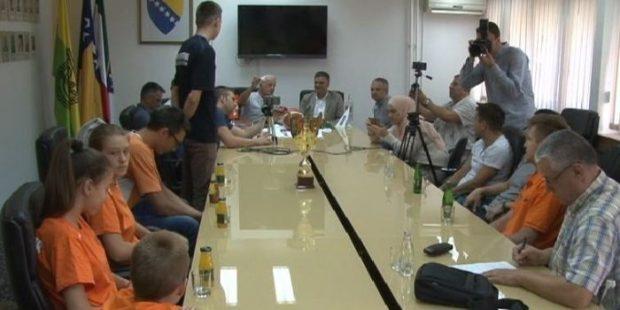Kengur kup okupiće u Zenici 500 mladih košarkaša