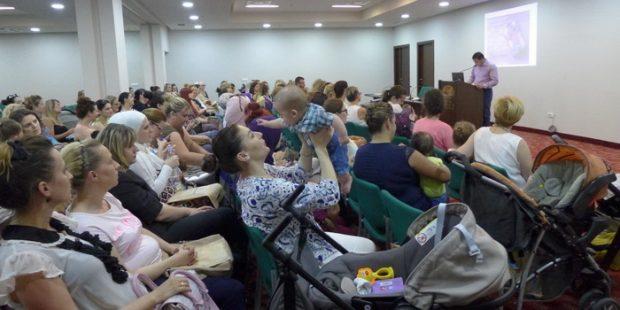Održano interaktivno predavanje za dojilje