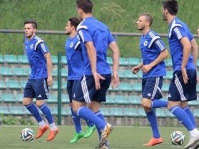 Danas se u Zenici okuplja mlada nogometna reprezentacija BiH