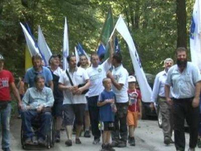 Održan Marš stazama oslobodilaca nemilskog rejona