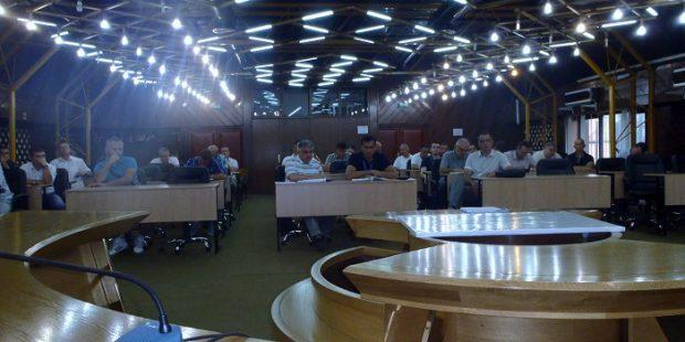 Sastanak sa predstavnicima sportskih udruženja