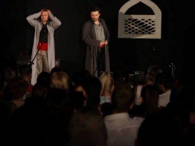 Ionesco i Selimović na Ljetnim večerima Studio Teatra