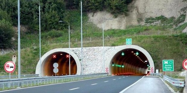 MUP ZDK: Sankcije za prebrzu vožnju u Tunelu Prvi mart