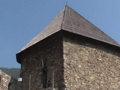 Osavremenjenje turističkih kapaciteta tvrđave Vranduk uz pomoć dostupnih audio-vizuelnih sadržaja i opreme