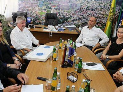 Kasumović želi bolju saradnju Zenice i Gelsenkirchena