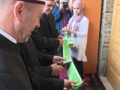 Svečano otvorena džamija u Varošištu
