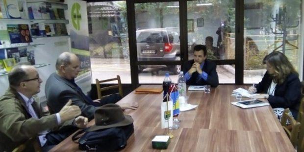 EF: Američki eksperti iz oblasti okoliša u posjeti Zenici