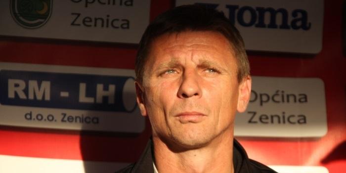 Elvedin Beganović novi trener NK Čelik