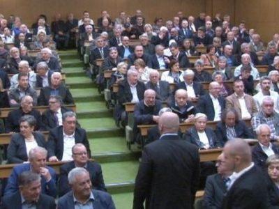 Komemorativna sjednica povodom smrti Ezhera Eze Arnautovića