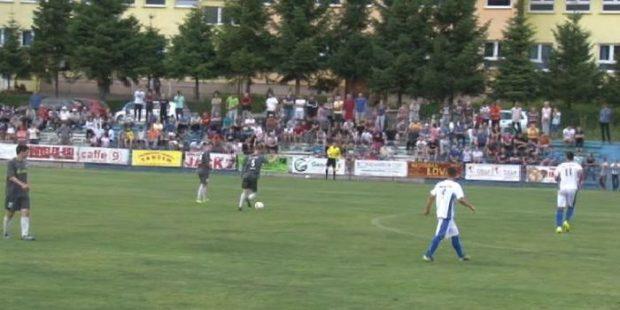 Odigrane utakmice prvog kola Nogometne lige ZDK